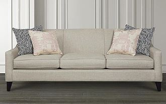 Picture of Lauren Sofa with Sloped Arms