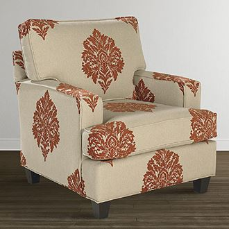 Picture of Custom Upholstery Medium Chair