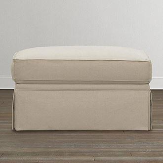 Picture of Custom Upholstery Medium Ottoman