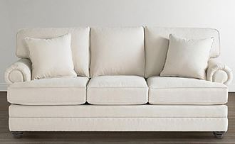 Picture of Custom Upholstery Large Sofa