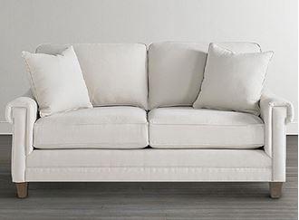 Picture of Custom Upholstery Small Studio Sofa
