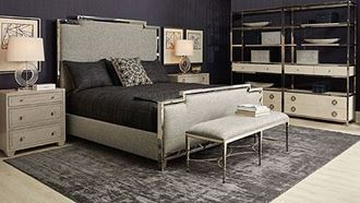 Picture of Bernhardt - Criteria Upholstered Bedroom