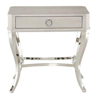 Criteria Leg Nightstand 363-217G from Bernhardt furniture