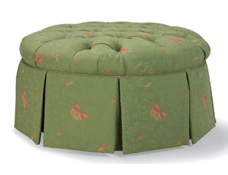 Picture of 1660-20  Cocktail Ottoman