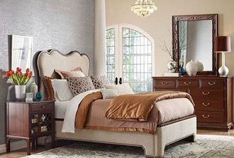 Picture of Hadleigh Upholstered Bedroom