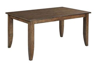 """Picture of Nook Maple 60"""" Rectangular Dining Table"""