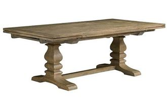 Picture of Stone Street Adler Trestle Table