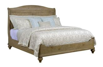 Picture of Stone Street Serenity Sleigh Bed