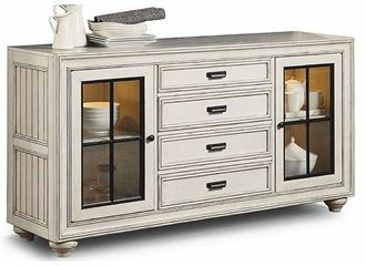 Harmony Buffet W1070-826 from Flexteel furniture