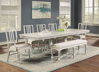 Harmony Formal Dining Collection from Flexsteel furniture