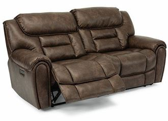 Buster Power Reclining Sofa with Power Headrest 1880-62PH from Flexsteel furniture