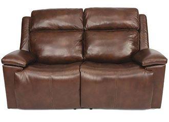 Chance Loveseat with Power Headrest (1187-60PH) by Flexsteel furniture