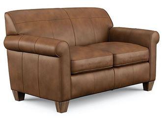 Dana Leather Loveseat B3990-20 from Flexsteel furniture