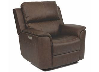 Henry Power Recliner with Power Headrest and Lumbar 1041-50PH from Flexsteel furniture