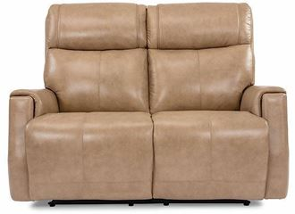 Picture of Holton Power Reclining Loveseat with Power Headrests 1836-60PH