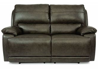 Picture of Horizon Power Reclining Loveseat with Power Headrests 1933-60PH