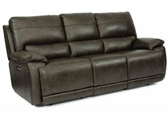 Picture of Horizon Power Reclining Sofa with Power Headrests 1933-62PH