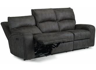 Picture of Nirvana Power Reclining Sofa with Power Headrests 1650-62PH