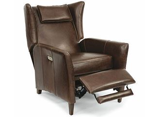 Picture of OSWALD Power High Leg Recliner 1259-50P
