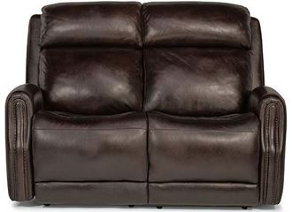 Picture of Stanley Reclining Loveseat with Power Headrests (1897-60PH)