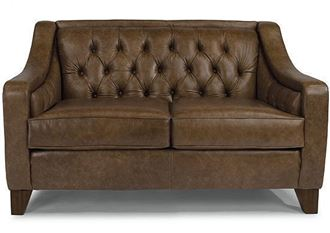 Picture of Sullivan Leather Loveseat (3103-20)