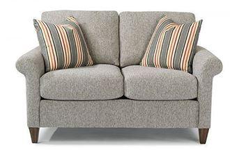 Audrey Loveseat (5002-20) by Flexsteel furniture