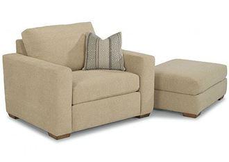 Collins Chair (7107-10) by Flexsteel furniture
