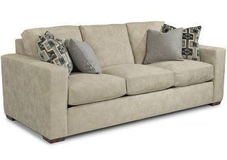 Collins Three-Cushion Sofa (7107-31) by Flexsteel