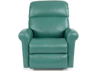 Davis Leather Recliner (3902-50) by Flexsteel furniture