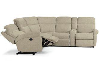 Davis Reclining Sectional (2902-SECT) by Flexsteel furniture