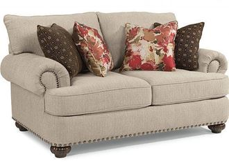Picture of Patterson Loveseat with Nailhead Trim (7322-20)