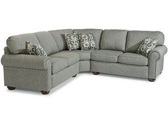 Picture of Preston Sectional with Nailhead Trim (5536-SECT)