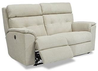 Picture of Mason Power Reclining Loveseat (2804-60H) with Power Headrest