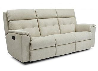Picture of Mason Power Reclining Sofa (2804-62H) with Power Headrest