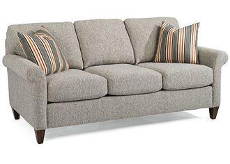 Audrey Sofa (5002-30) by Flexsteel furniture