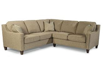 Finley Sectional (5010-SECT) by Flexsteel furniture